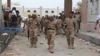 الحزام الأمني بلحج يحتجز أطقما تابعة لأمن الضالع والأخير يقول إنها ضغوط إماراتية