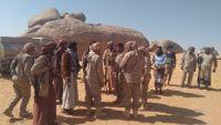 الجيش الوطني يخوض مواجهات عنيفة مع الحوثيين شمال الجوف