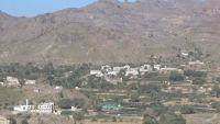 الضالع.. احتراق منزل مواطن بقصف لمليشيات الحوثي في مريس