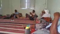 شبوة.. قوات تابعة للانتقالي الجنوبي تحول مسجدا إلى مجلس لتعاطي نبتة القات (صور)
