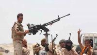 الجيش الوطني يحقق تقدماً ميدانياً في برط العنان بالجوف
