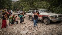 أدوية طارئة تقدمها لجنة الإنقاذ الدولية للسكان في لحج