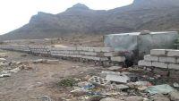 مليشيا الحوثي تصادر أراضي مواطنين في دمت بالضالع