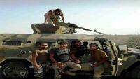 تقدم جديد للجيش الوطني في مديرية الظاهر بصعدة
