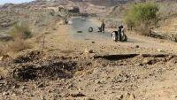 معارك عنيفة بين الجيش الوطني والحوثيين في المصلوب بالجوف