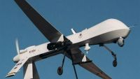 طائرات بدون طيار تستهدف تجمعات يعتقد أنها لعناصر القاعدة في وادي حضرموت
