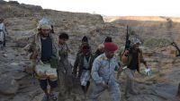 تقدم جديد للجيش الوطني في البقع بصعدة