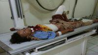 الضالع.. إصابة طالب بجروح في قصف للحوثيين استهدف قرى بمريس
