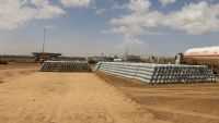 منشأة الغاز في مأرب تحمل القطاع الخاص مسؤولية صيانة الإسطوانات التالفة