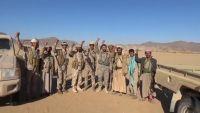 صعدة.. الجيش الوطني يعلن تحرير آل صبحان ومواقع أخرى بمحور علب
