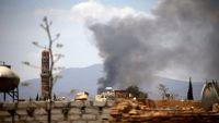 غارات مكثفة للتحالف العربي على صنعاء وصعدة