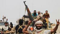 قوات الشرعية تسيطر على خطوط إمداد الحوثيين بمنطقة كهبوب في لحج