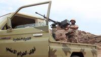 تقدم جديد للجيش الوطني في جبهة حرض غربي حجة