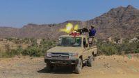 تجدد المواجهات بين قوات الجيش ومليشيا الحوثي غربي تعز