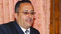 """الوزير المستقيل الصيادي: مسؤول سابق في الضالع يقف خلف مقتل الفنان المسرحي """"زنبقة"""""""