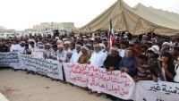 مسؤول حكومي يعلن تأييده لمطالب اعتصام أبناء المهرة ويرفض تواجد القوات السعودية