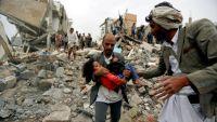 مقتل وجرح ثمانية مدنيين بينهم أطفال بقصف للتحالف في حجة
