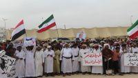 رفضا للوصاية السعودية.. الاحتجاجات في المهرة تتوسع وقبائل جديدة تنضم للإعتصام