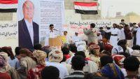 أبناء المهرة يحتشدون في (جمعة الشرعية اليمنية) للحفاظ على السيادة الوطنية