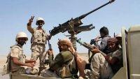 الجيش يحرر مواقع في المصلوب بالجوف