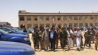 شرطة الجوف تصادر كميات من الحشيش كانت في طريقها إلى صعدة