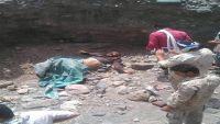 العثور على جثة أركان حرب لواء الفتح الذي يقاتل بصعدة مقتولا في ردفان بالضالع