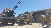 مقتل قيادات حوثية بارزة في قصف مدفعي للجيش الوطني بصعدة