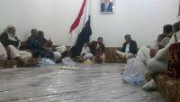 رئيس فرع المؤتمر بصعدة يفلت من قبضة الحوثي ويصل مأرب