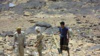 قتلى حوثيون في معارك بجبهة قانية بالبيضاء