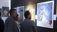 معرض فني بصنعاء يجسد معاناة اليمنيين