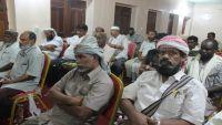مرجعية قبائل وادي حضرموت تدعو لاجتماع غداً السبت للوقوف أمام التحديات الراهنة