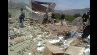 مليشيا الحوثي تفجر مسجدا في ذمار والأوقاف تدين وتستنكر