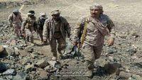 معارك عنيفة في محيط مركز مديرية باقم بصعدة