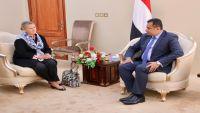 معين: عمل الأمم المتحدة ومنظماتها من صنعاء تسبب في قصور كبير للمنظمة