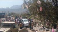 مقتل أربعة جنود إثر انفجار استهدف سيارة قائد عسكري في سناح بالضالع