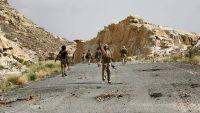 تقدم للجيش الوطني في حجة وتحرير مثلث عاهم