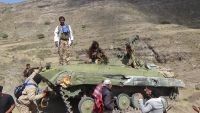 الضالع.. تقدم للجيش الوطني في دمت والمليشيا تفجر الجسور
