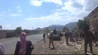 الضالع.. استمرار المواجهات في دمت والجيش الوطني يستعيد قرية الحقب