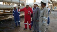 حقل العقلة في شبوة يرفع إنتاجه النفطي إلى 17 ألف برميل يومياً