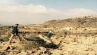 الضالع.. الجيش يسقط طائرة استطلاع للحوثيين في معسكرات الجميمة بمريس