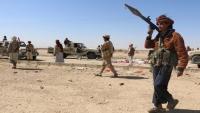 الجيش يسيطر على مواقع جديدة في خب والشعف بالجوف