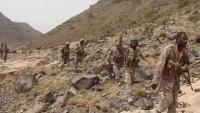 الجيش الوطني يعلن مقتل 20 حوثيا في مديرية باقم بصعدة
