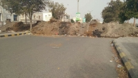 التحالف: جماعة الحوثي تحفر خنادق وتخزن أسلحة في الحديدة