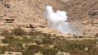 الجيش الوطني يعلن السيطرة على مواقع جديدة في مديرية الحشوة بصعدة