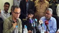 جماعة الحوثي تنفي إطلاقها النار على بعثة المراقبين الدوليين بالحديدة وتتهم القوات الحكومية