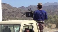 تجدد المواجهات في جبهة مقبنة واستشهاد زوجة قيادي عسكري بقنص حوثي