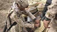 الجيش الوطني ينزع ويتلف 7 آلاف لغم في كتاف والبقع بمحافظة صعدة