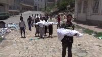 تقرير حقوقي: 135 انتهاكا لحقوق الإنسان في تعز خلال شهر