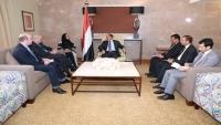 المملكة المتحدة تؤكد وقوفها إلى جانب اليمن وتنفيذ اتفاق السويد