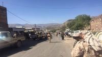 الضالع: الحوثيون ينقضون اتفاقا مع رجال القبائل ويدفعون بتعزيزات للحشاء